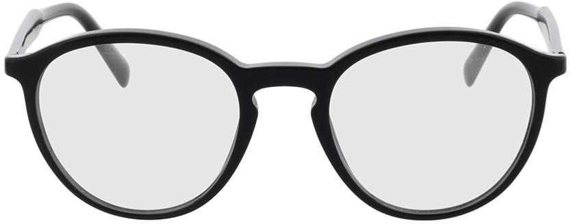 Picture of glasses model Prada PR 13TV 1AB1O1 51 20 in angle 0