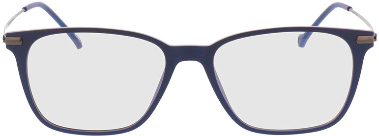 Picture of glasses model Eloro mat zwart in angle 0
