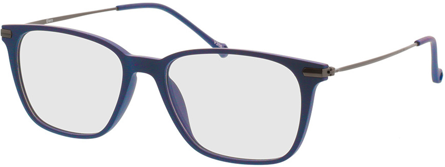 Picture of glasses model Eloro mat zwart in angle 330