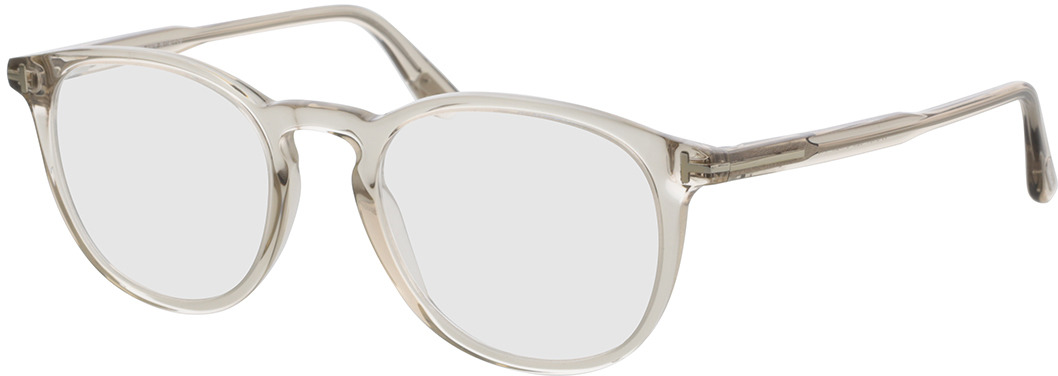 Picture of glasses model Tom Ford FT5401 020 51 20 in angle 330