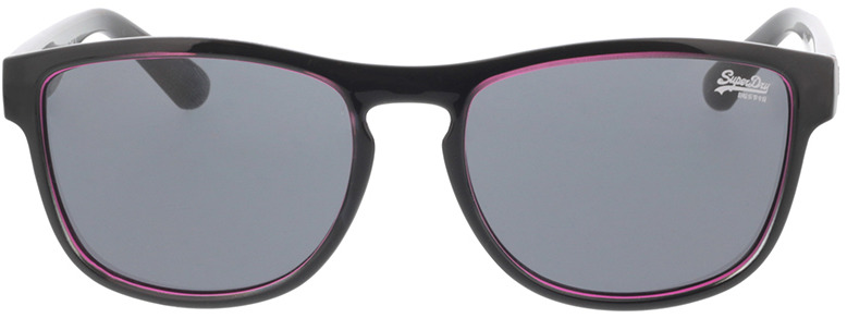 Picture of glasses model Superdry SDS Thirdstreet 172 black/pink 54-18 in angle 0