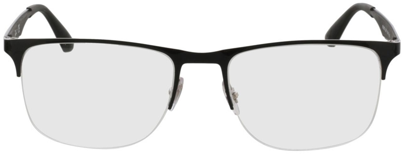 Picture of glasses model Ray-Ban RX6362 2861 55-19 in angle 0