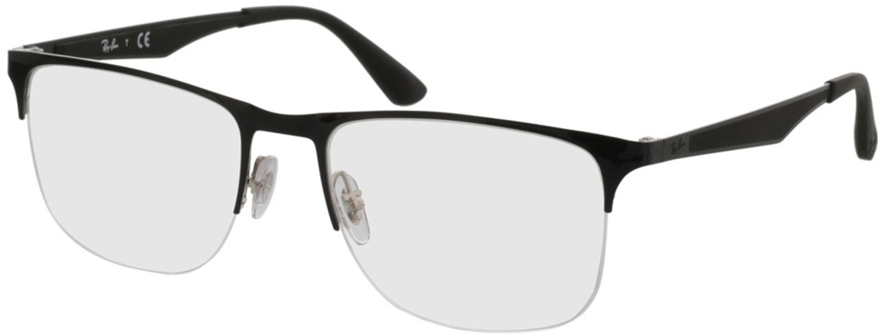 Picture of glasses model Ray-Ban RX6362 2861 55-19 in angle 330