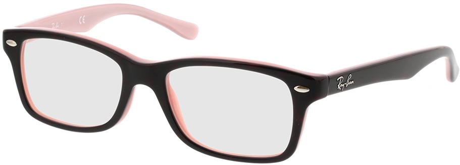 Picture of glasses model Ray-Ban Junior RY1531 3580 48-16 in angle 330