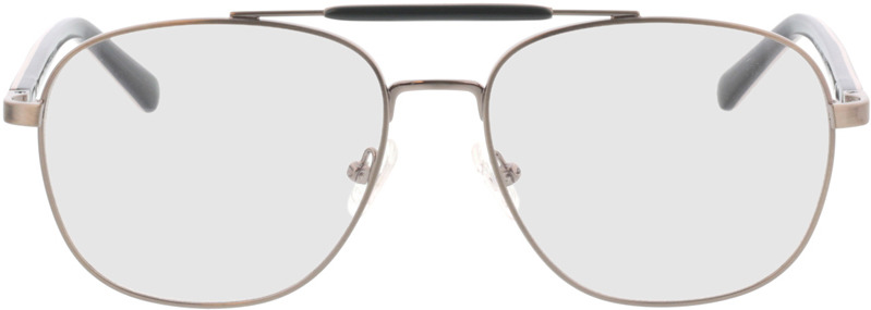Picture of glasses model Galveston-anthracite in angle 0
