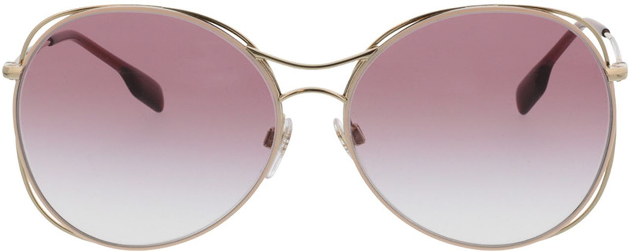 Picture of glasses model Burberry BE3105 11098H 60-15  in angle 0