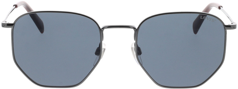Picture of glasses model Levi's LV 1004/S 9N2 51-20 in angle 0