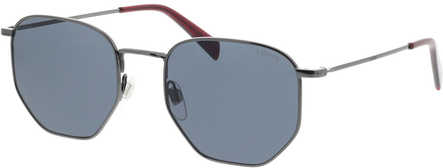 Picture of glasses model Levi's LV 1004/S 9N2 51-20 in angle 330