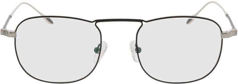 Picture of glasses model Huntsville-schwarz/silber in angle 0