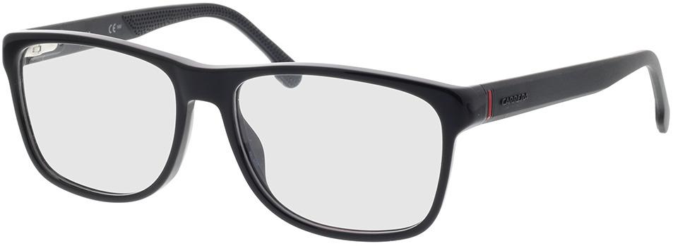 Picture of glasses model Carrera CARRERA 8851 807 56-16 in angle 330