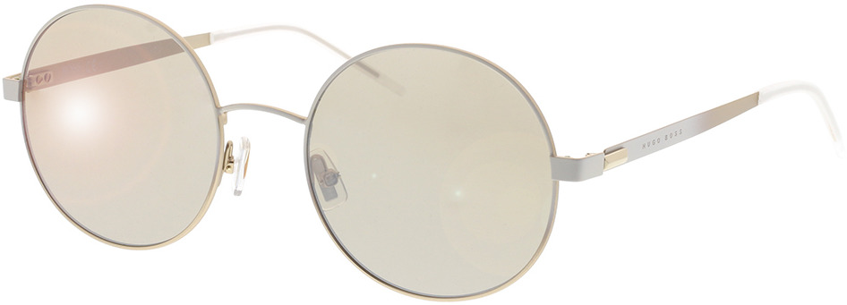 Picture of glasses model Boss BOSS 1159/S 7JX 53-20 in angle 330