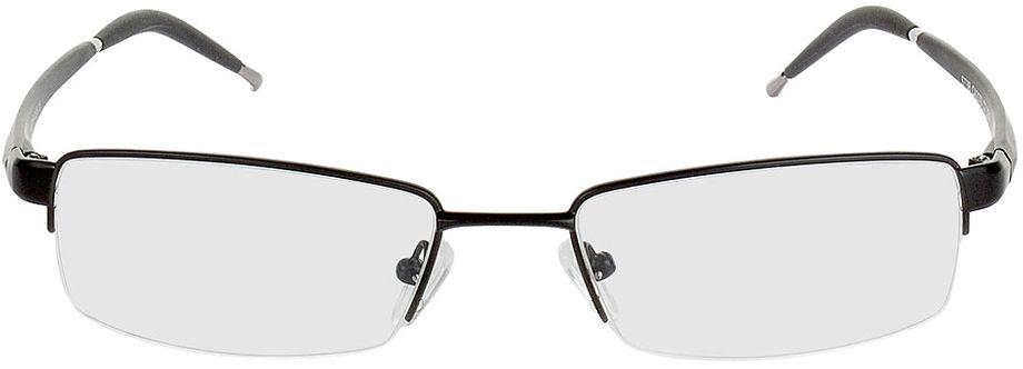 Picture of glasses model Brasilia black in angle 0