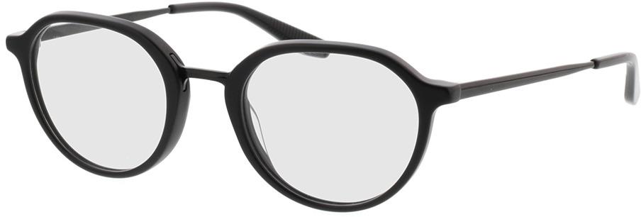 Picture of glasses model Gineva-matt schwarz in angle 330
