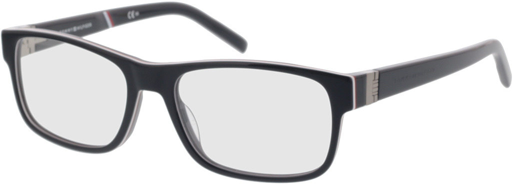 Picture of glasses model Tommy Hilfiger TH 1818 PJP 55-17 in angle 330