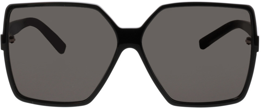 Picture of glasses model Saint Laurent SL 232 BETTY-001 63-13 in angle 0