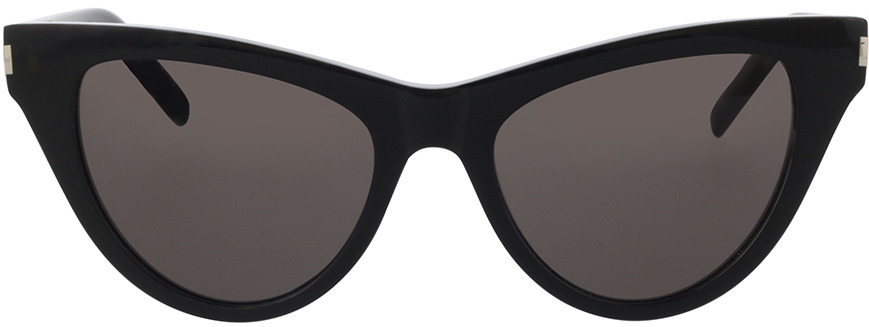 Picture of glasses model Saint Laurent SL 425-001 54-19 in angle 0
