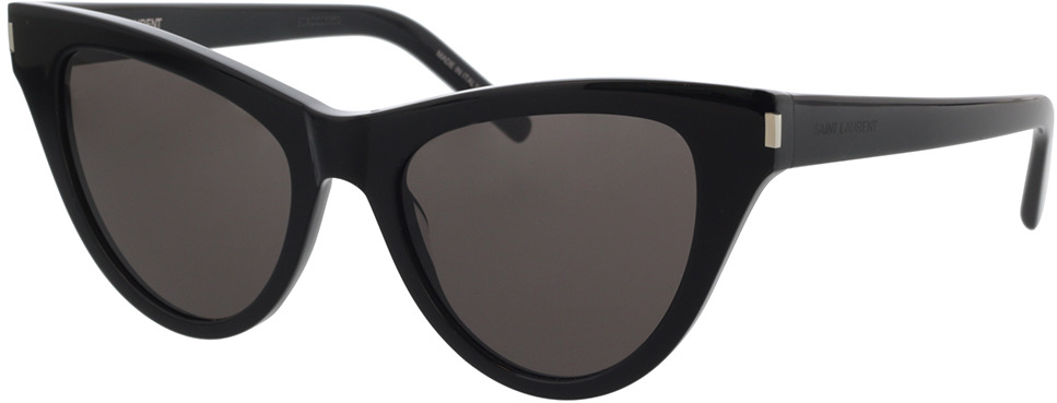 Picture of glasses model Saint Laurent SL 425-001 54-19 in angle 330
