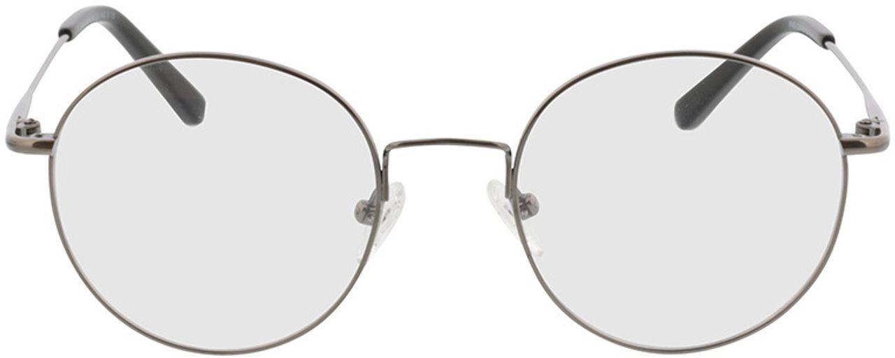 Picture of glasses model Coca-anthrazit in angle 0
