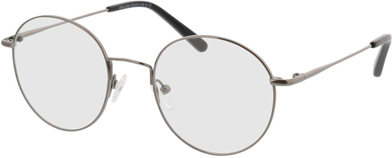 Picture of glasses model Coca-anthrazit in angle 330