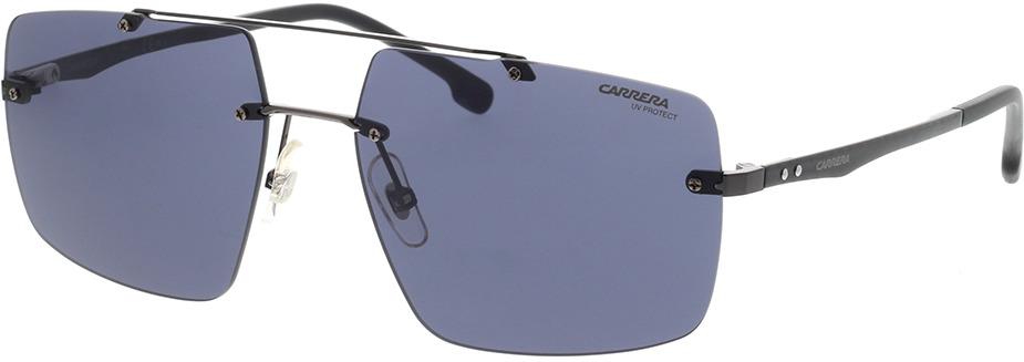 Picture of glasses model Carrera CARRERA 8034/S V81 61-17 in angle 330