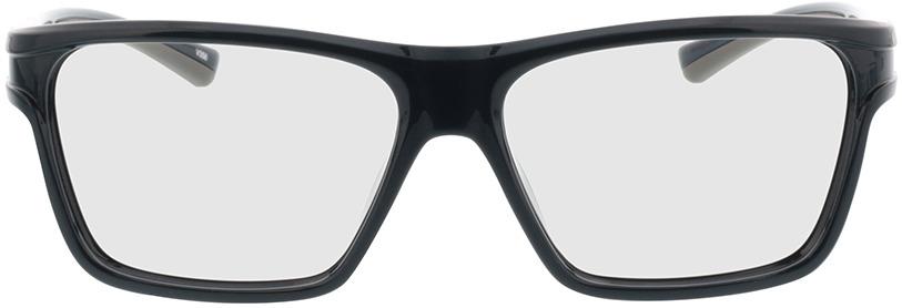 Picture of glasses model Performer-dunkelblau/grau in angle 0
