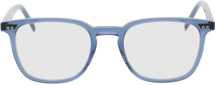 Picture of glasses model Tommy Hilfiger TH 1814 DTY 51-20 in angle 0