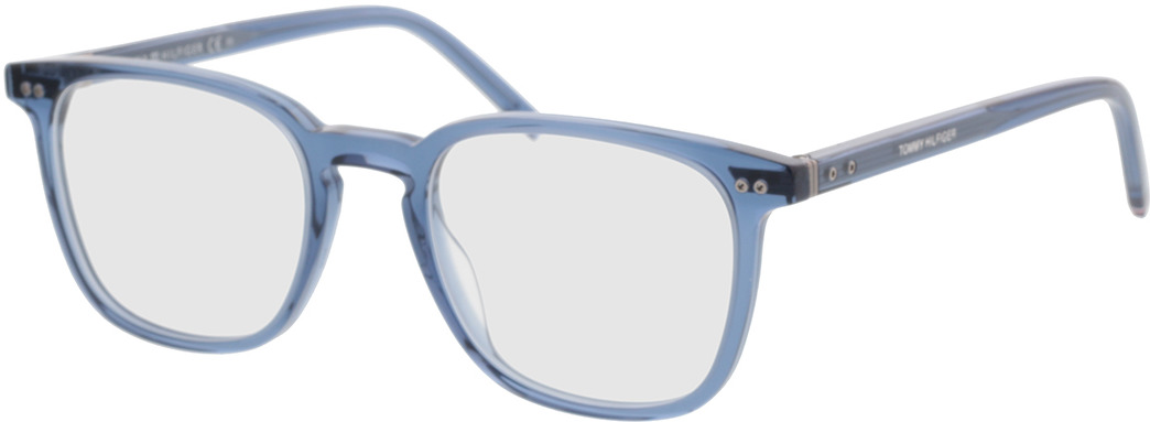 Picture of glasses model Tommy Hilfiger TH 1814 DTY 51-20 in angle 330
