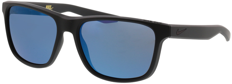 Picture of glasses model Nike NIKE FLIP M EV0989 074 53-16 in angle 330