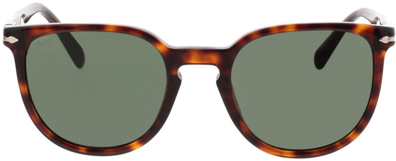 Picture of glasses model Persol PO3226S 24/31 51-21 in angle 0