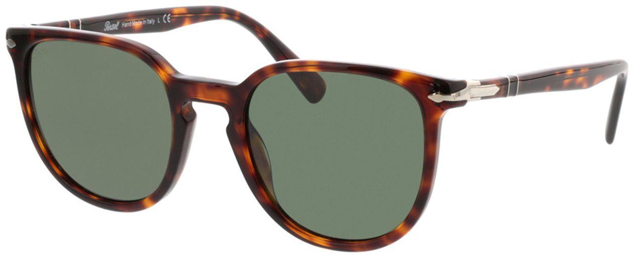 Picture of glasses model Persol PO3226S 24/31 51-21 in angle 330