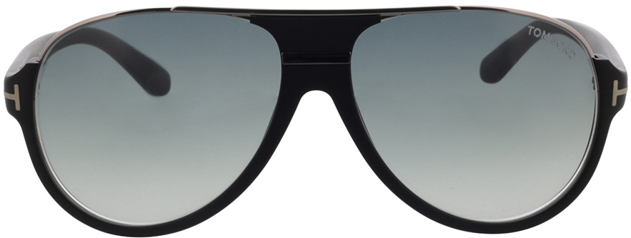 Picture of glasses model Tom Ford FT0334 02W 59 14 in angle 0