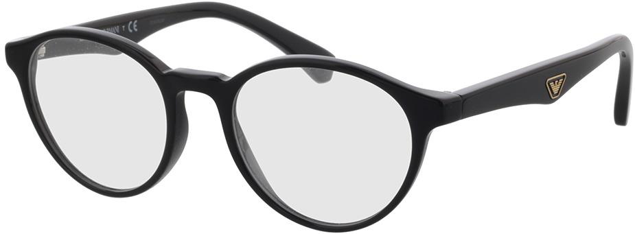 Picture of glasses model Emporio Armani EA3176 5017 49-19 in angle 330