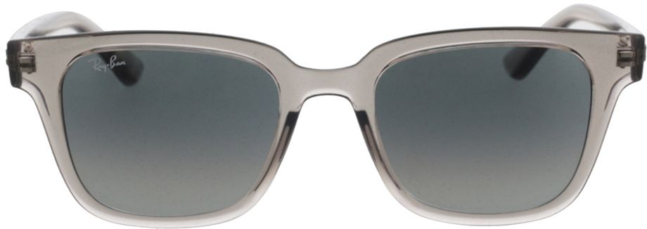 Picture of glasses model Ray-Ban RB4323 644971 51-20 in angle 0