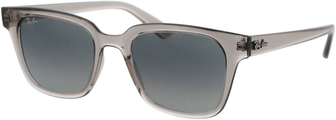 Picture of glasses model Ray-Ban RB4323 644971 51-20 in angle 330