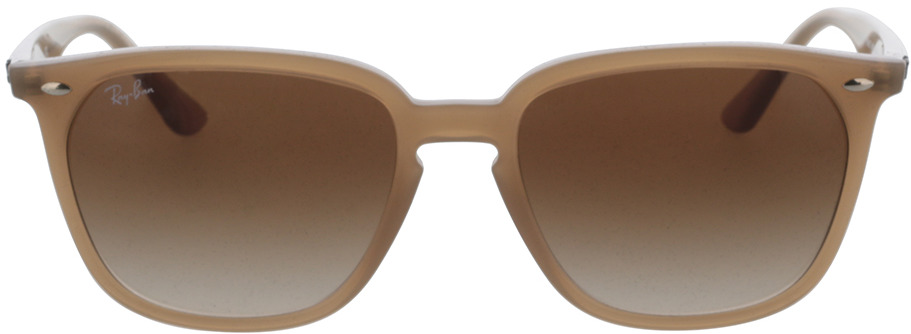 Picture of glasses model Ray-Ban RB4362 616613 55-18 in angle 0