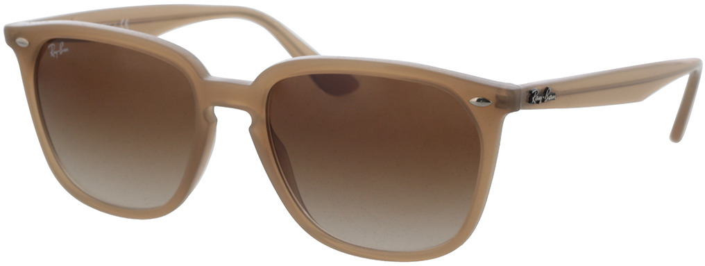 Picture of glasses model Ray-Ban RB4362 616613 55-18 in angle 330
