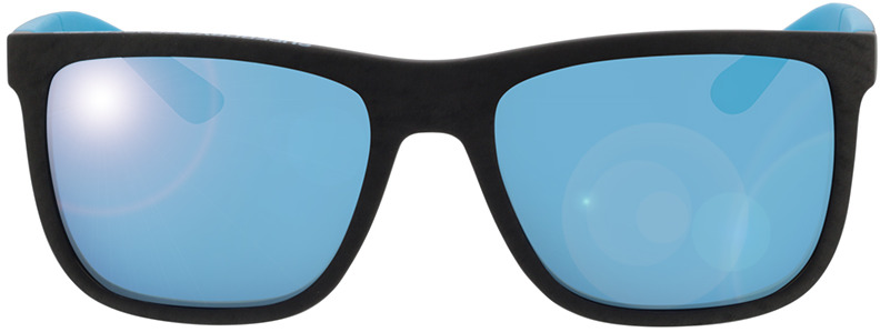 Picture of glasses model Superdry SDS Runnerx 165P grey/blue 56-19 in angle 0