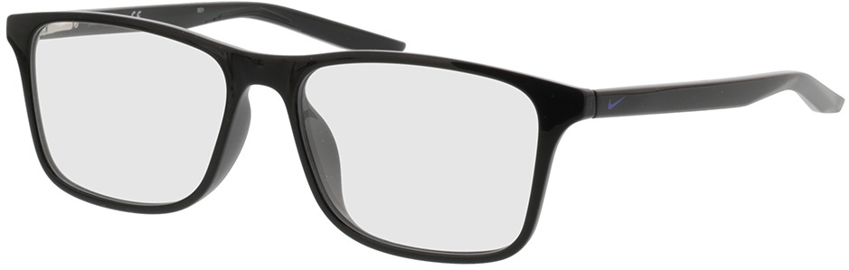 Picture of glasses model Nike NIKE 5017 002 52-15 in angle 330