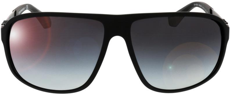 Picture of glasses model Emporio Armani EA4029 50638G 64-13 in angle 0
