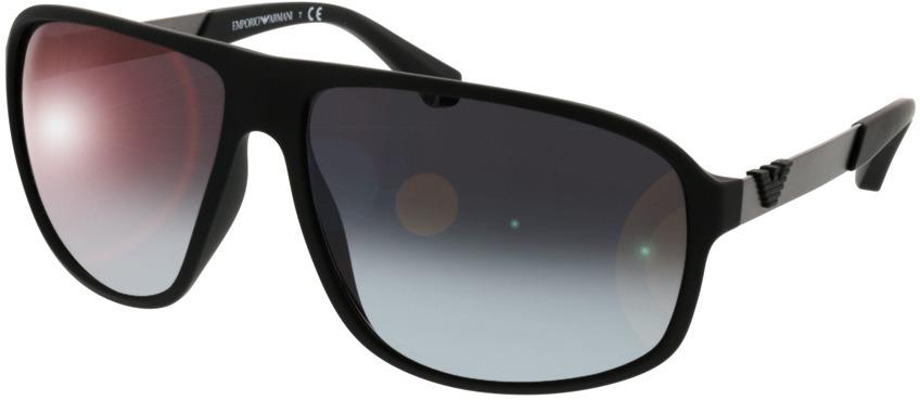 Picture of glasses model Emporio Armani EA4029 50638G 64-13 in angle 330