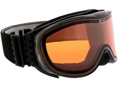 Brille Alpina Skibrille CHALLENGE 2.0 Black Transparent