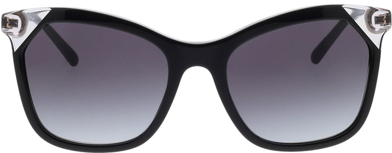 Picture of glasses model Burberry BE4263 38458G 54-19 in angle 0