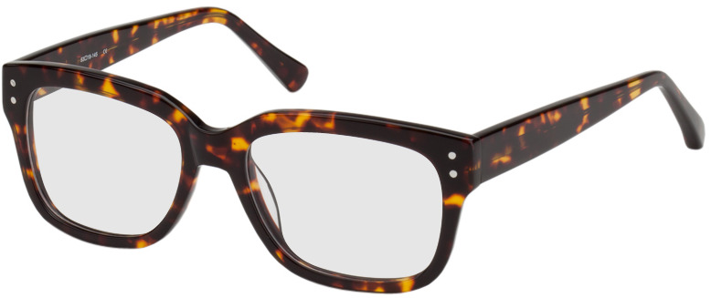Picture of glasses model Limoges brown/patterned in angle 330