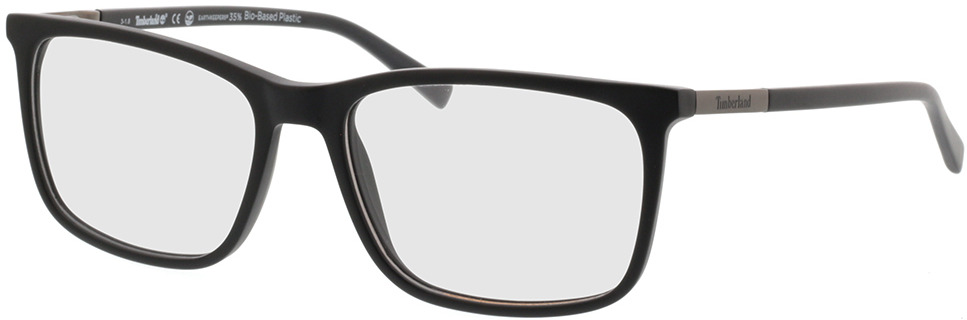 Picture of glasses model Timberland TB1619 002 56-17 in angle 330