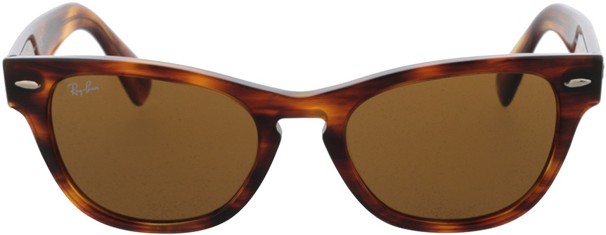 Picture of glasses model Ray-Ban RB2201 954/33 54-20 in angle 0