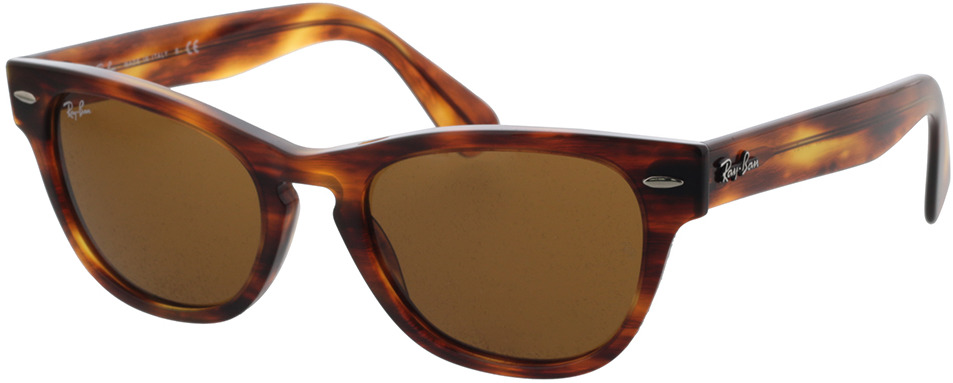 Picture of glasses model Ray-Ban RB2201 954/33 54-20 in angle 330