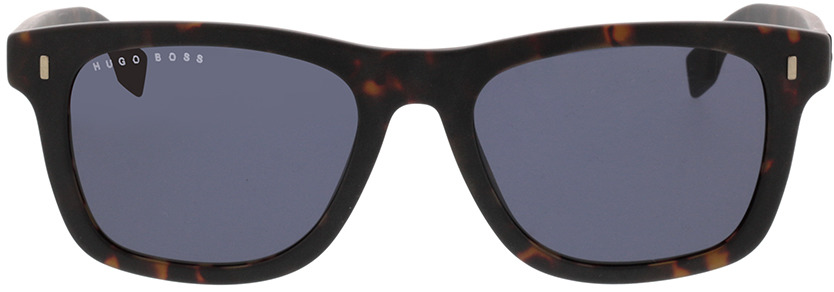 Picture of glasses model Boss BOSS 0925/S HGC IR 52-19 in angle 0