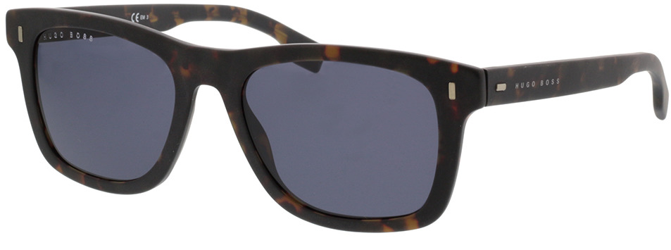 Picture of glasses model Boss BOSS 0925/S HGC IR 52-19 in angle 330