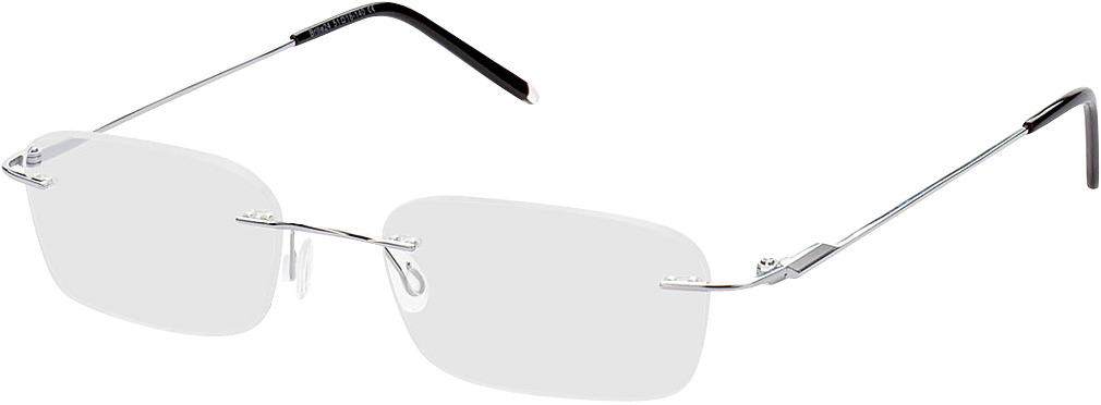Picture of glasses model Salinas-silber in angle 330