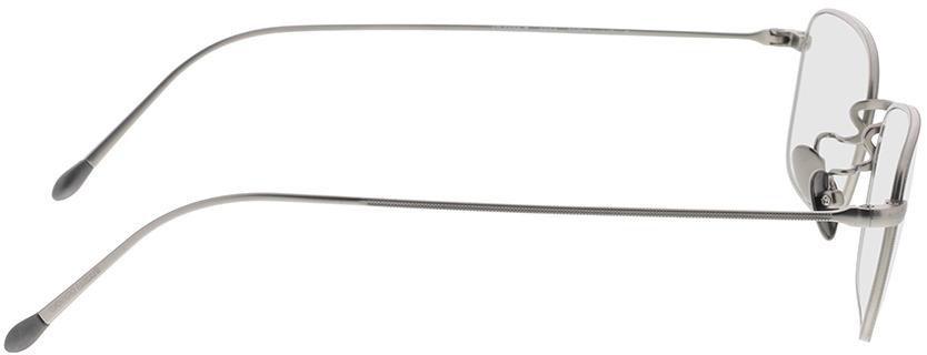 Picture of glasses model Giorgio Armani AR5096T 3280 53-19 in angle 90